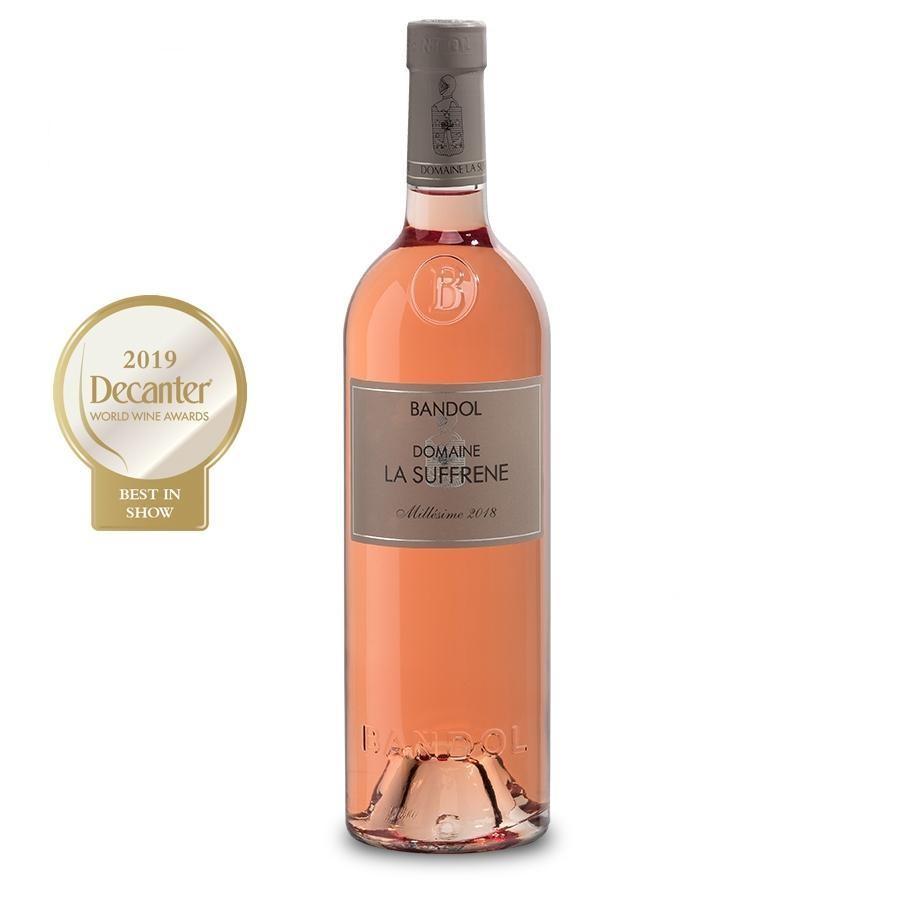 Bandol Rosé by Domaine La Suffrene 2018