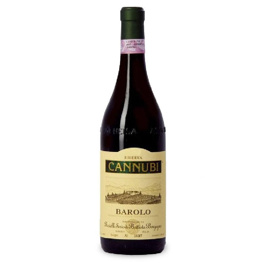 Barolo Cannubi Riserva DOCG 3L (Double Magnum) by Fratelli Borgogno 2013