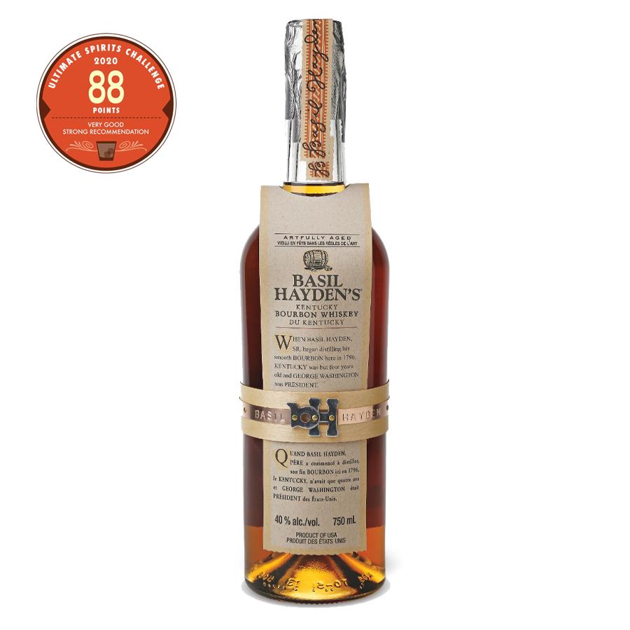 Basil Hayden Kentucky Bourbon 750mL