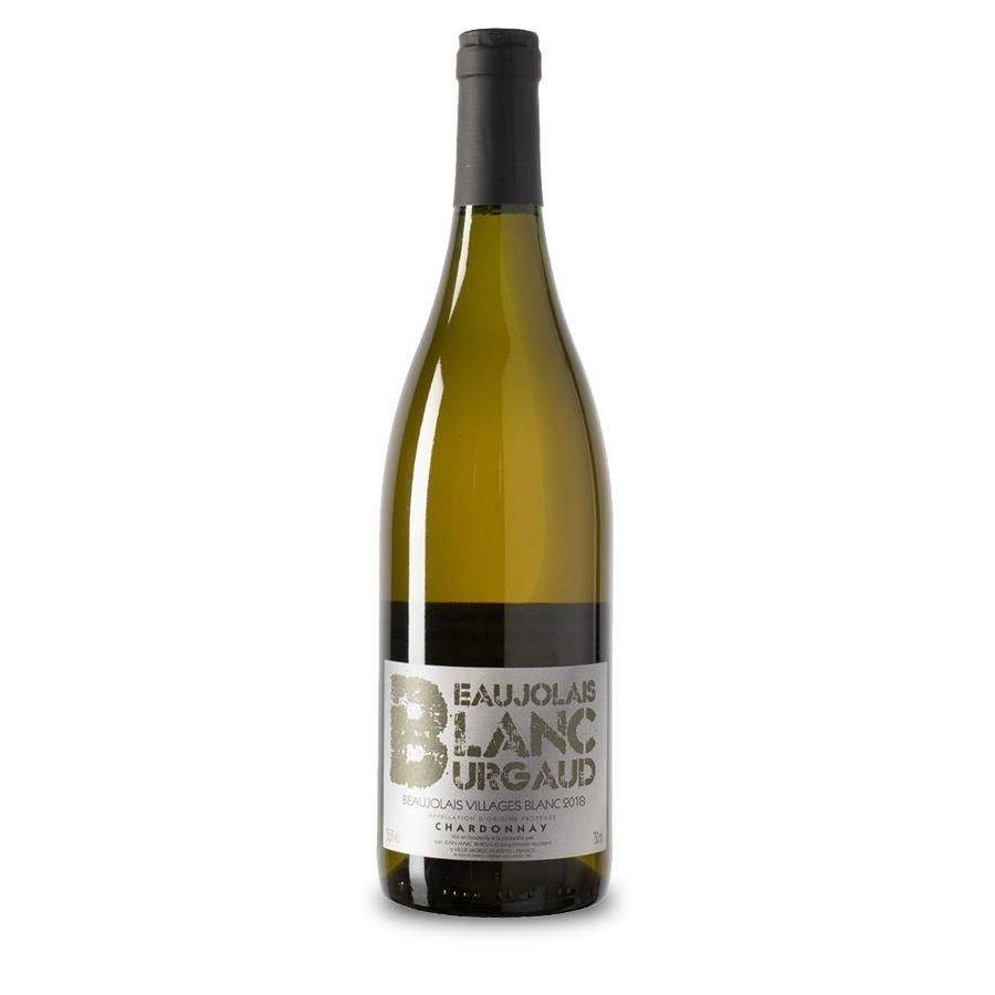 Beaujolais Villages Blanc by Jean-Marc Burgaud 2018