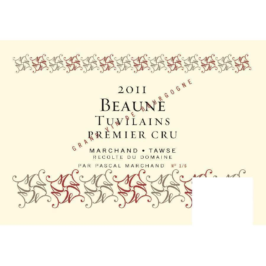 Beaune 1er Cru Tuvilains by Marchand-Tawse 2011