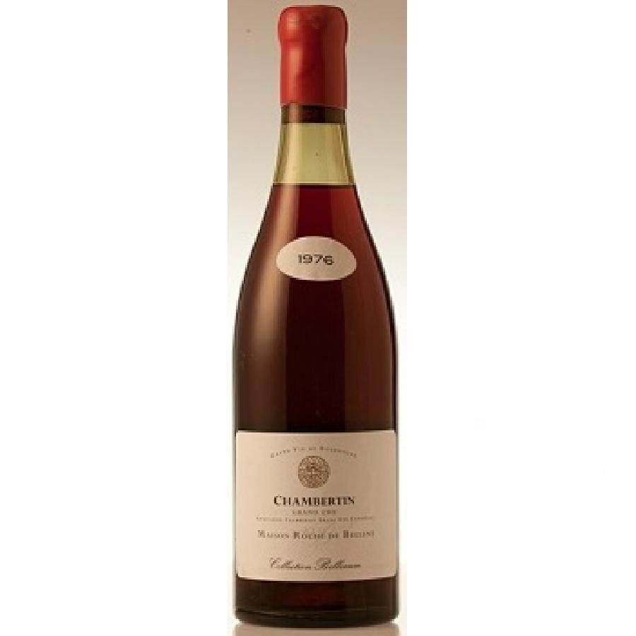 Collection Bellenum Chambertin Grand Cru by Maison Roche De Bellène 1985