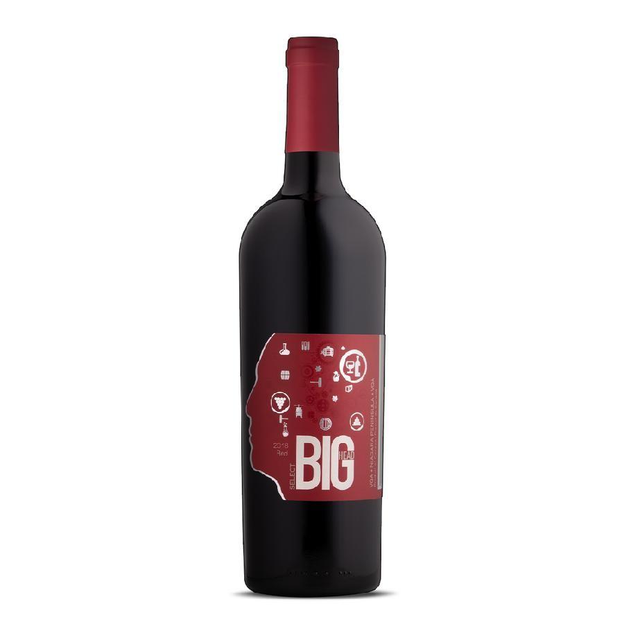 Big Red Select VQA by Big Head 2018