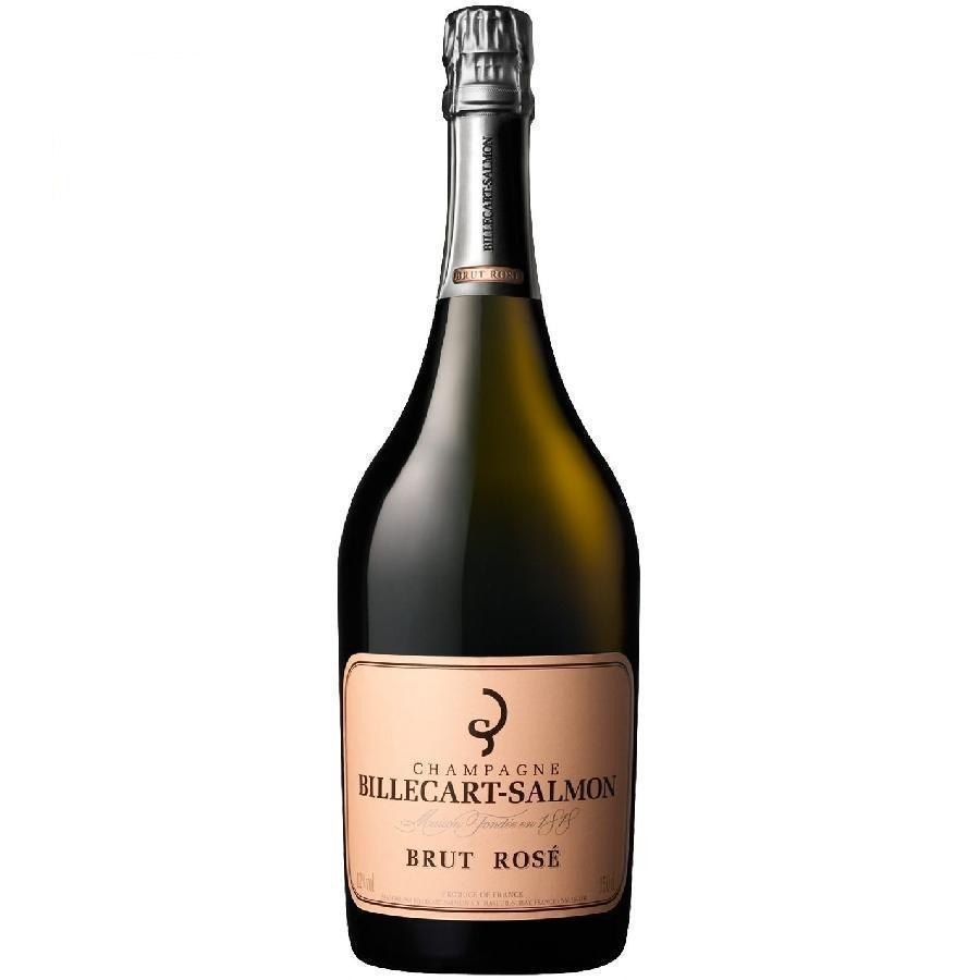Champagne Brut Rose by Billecart-Salmon NV