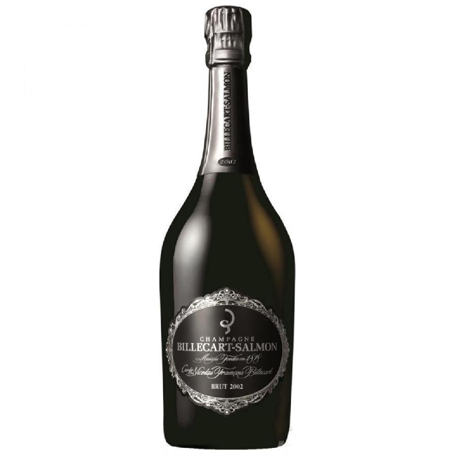 Champagne Cuvee NIcolas François Brut by Billecart-Salmon 2002