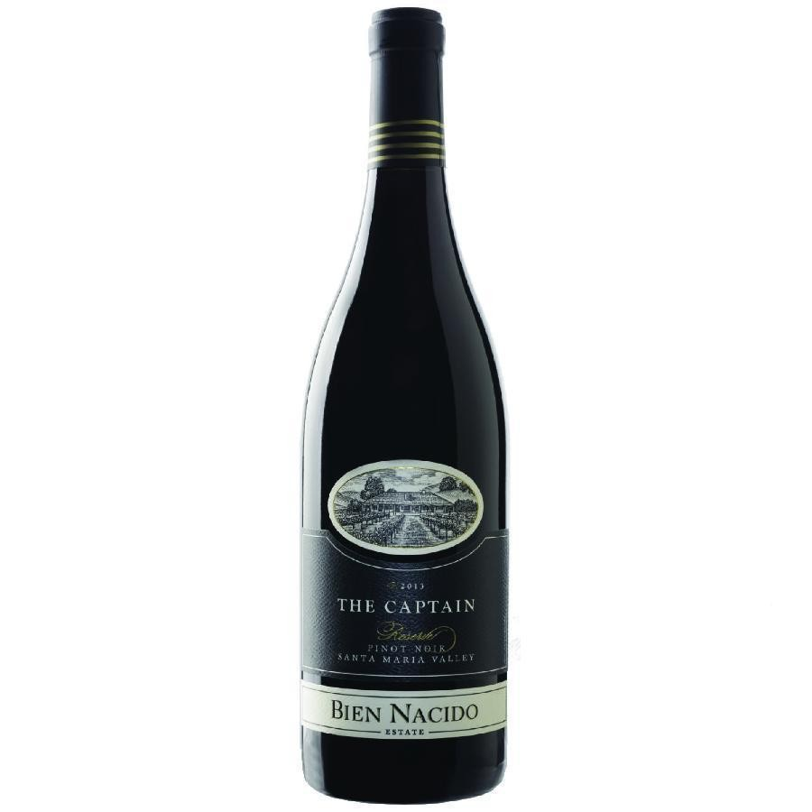 Pinot Noir The Captain by Bien Nacido Estate 2013