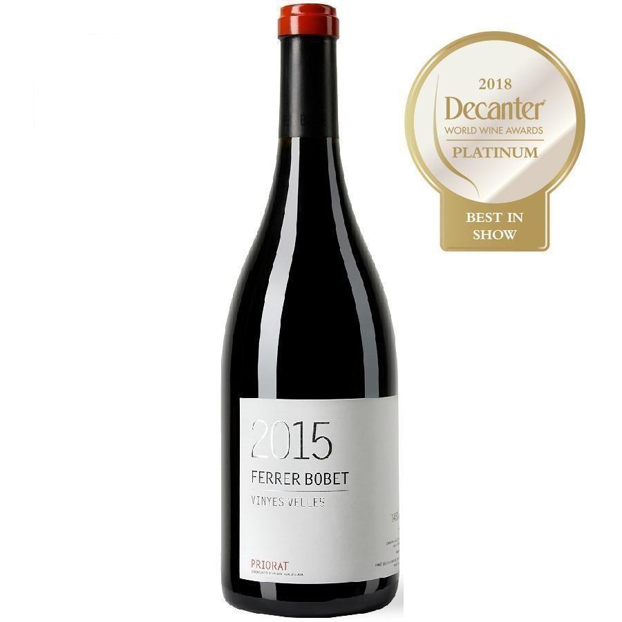 Priorat Vinyes Velles (Old Vines) by Ferrer Bobet 2015