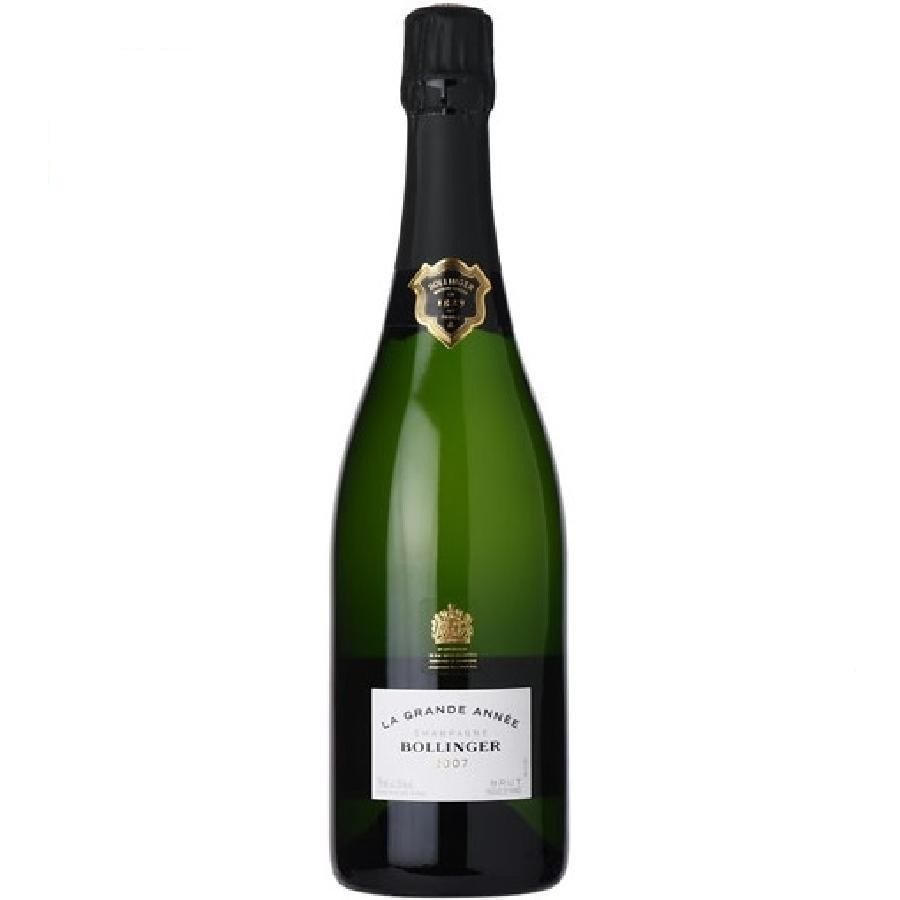 Champagne La Grand Annee by Bollinger 2007