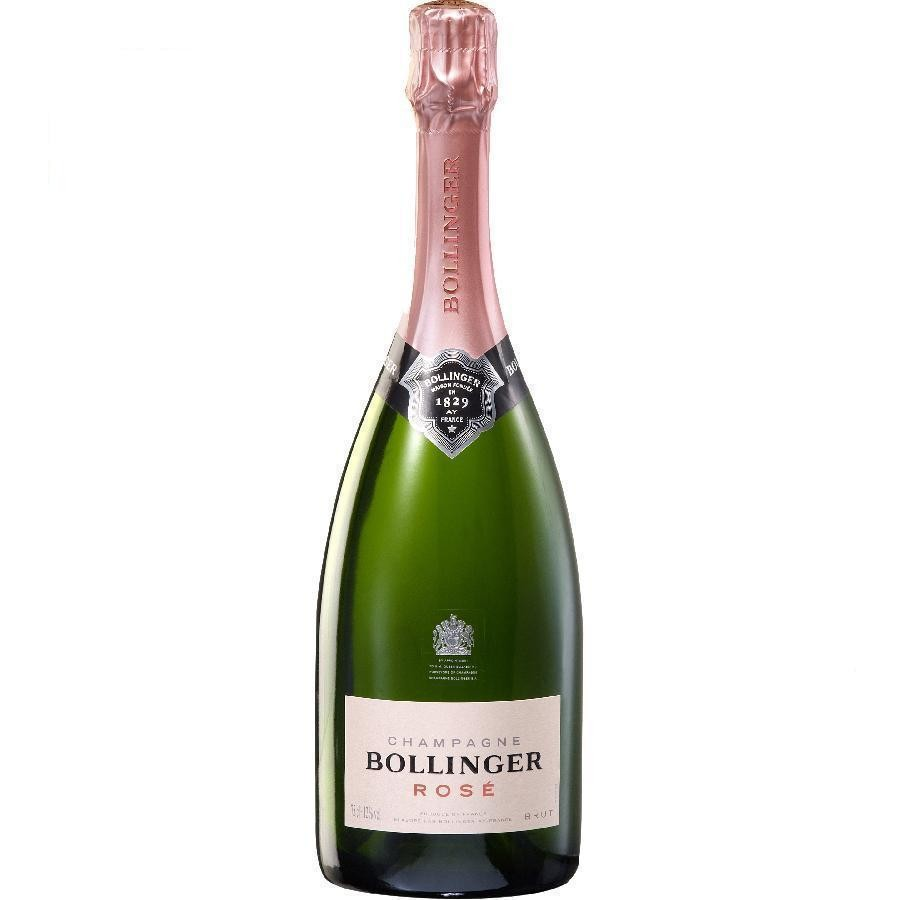 Champagne Rose by Bollinger NV