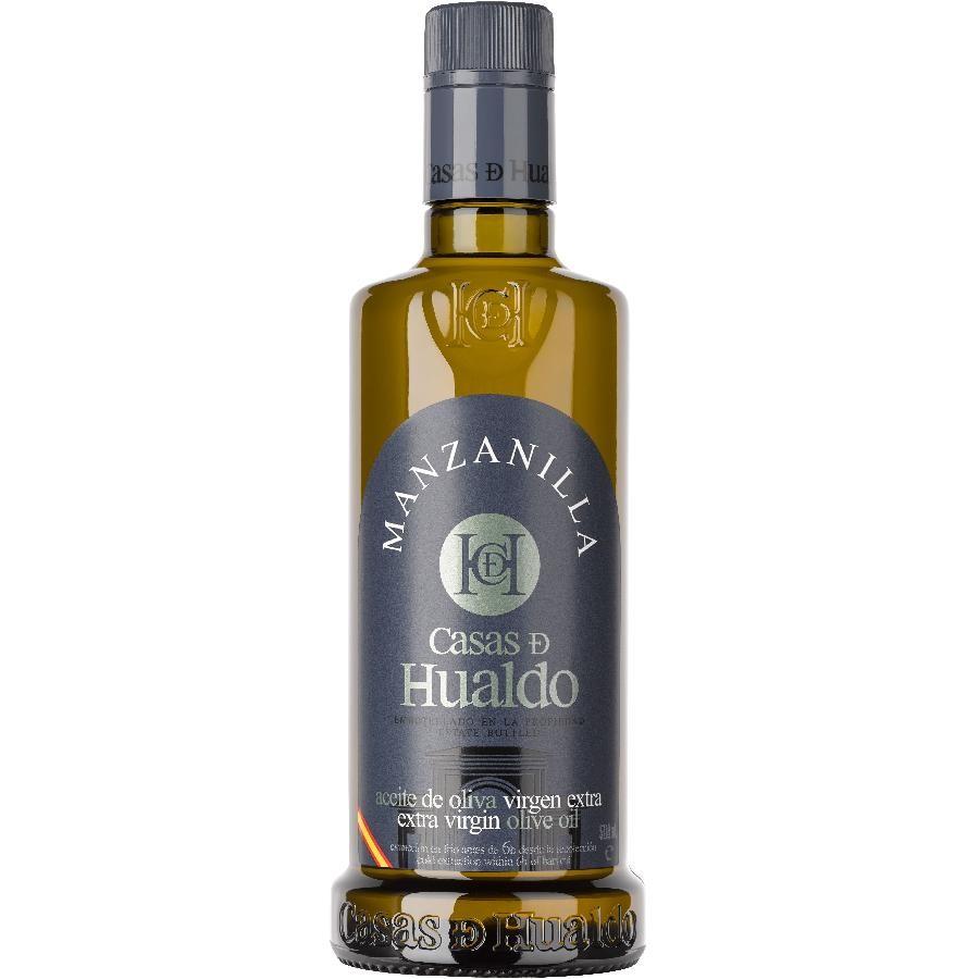 EVOO Manzanilla Extra Virgin Olive Oil 500ml by Casas de Hualdo