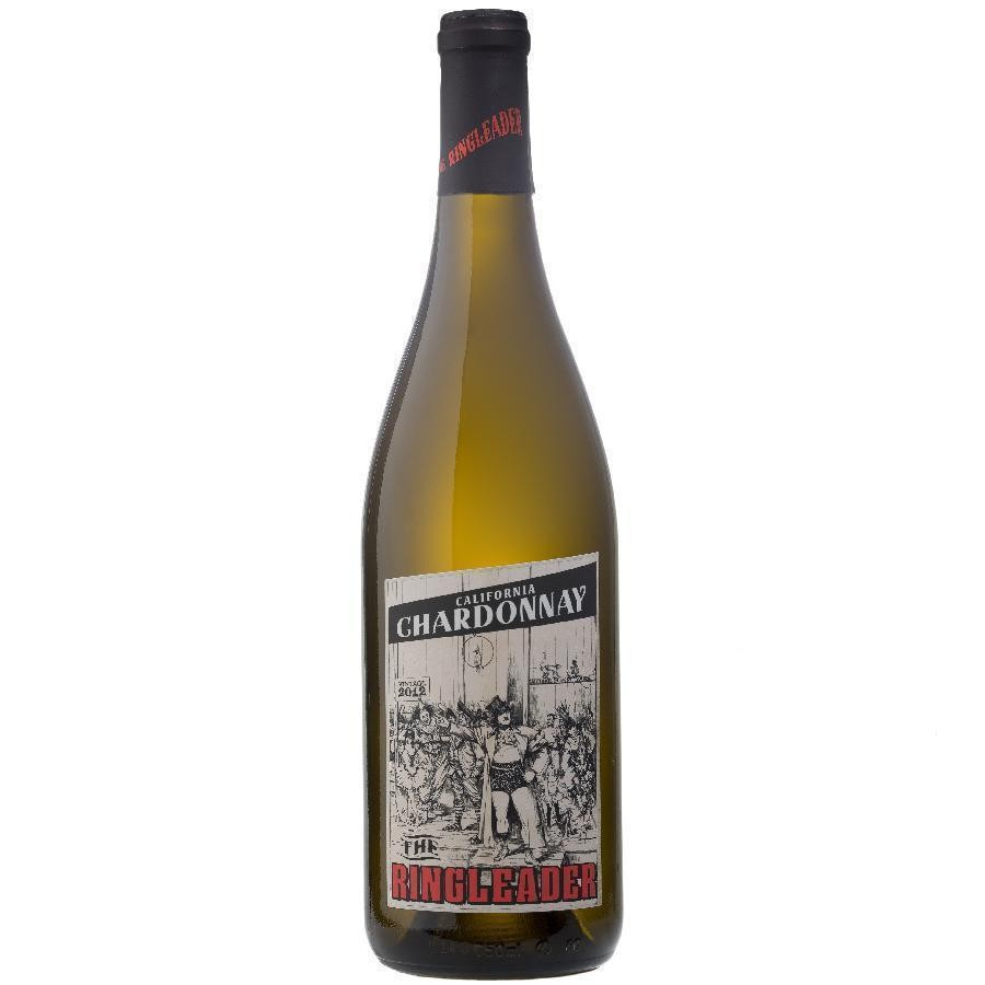 The Ringleader Chardonnay by Ringleader Wines 2012