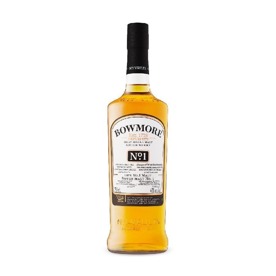 Bowmore No. 1 Islay Single Malt Scotch Whisky 750mL