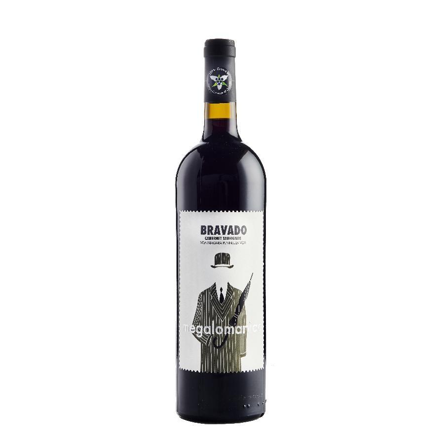 Bravado Cabernet Sauvignon by Megalomaniac 2017