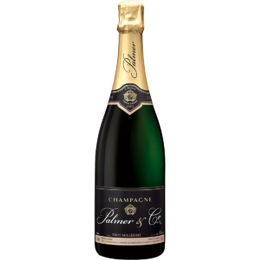 Champagne Brut Millesime by Palmer & Co. 2004