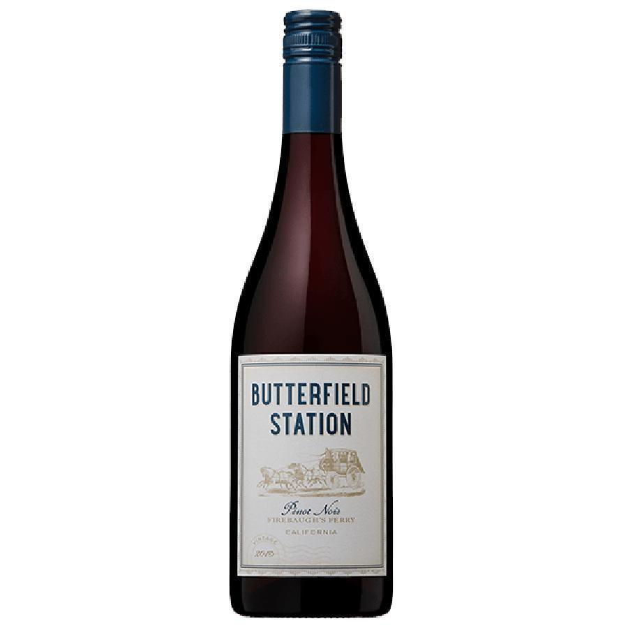 Firebaugh's Ferry California Pinot Noir by Butterfield Station 2019