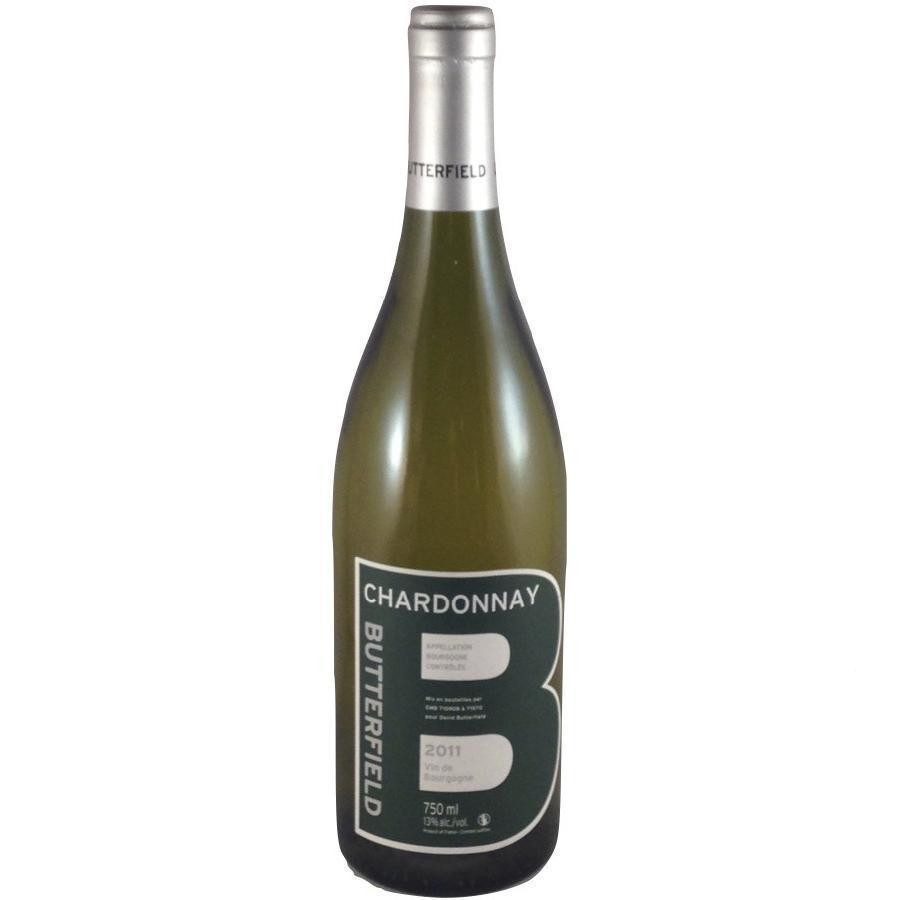 Bourgogne Chardonnay by David Butterfield 2012