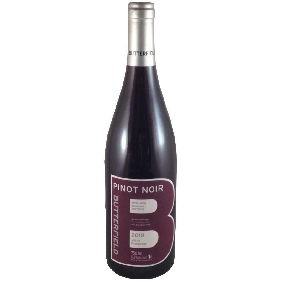 Bourgogne Pinot Noir by David Butterfield 2012