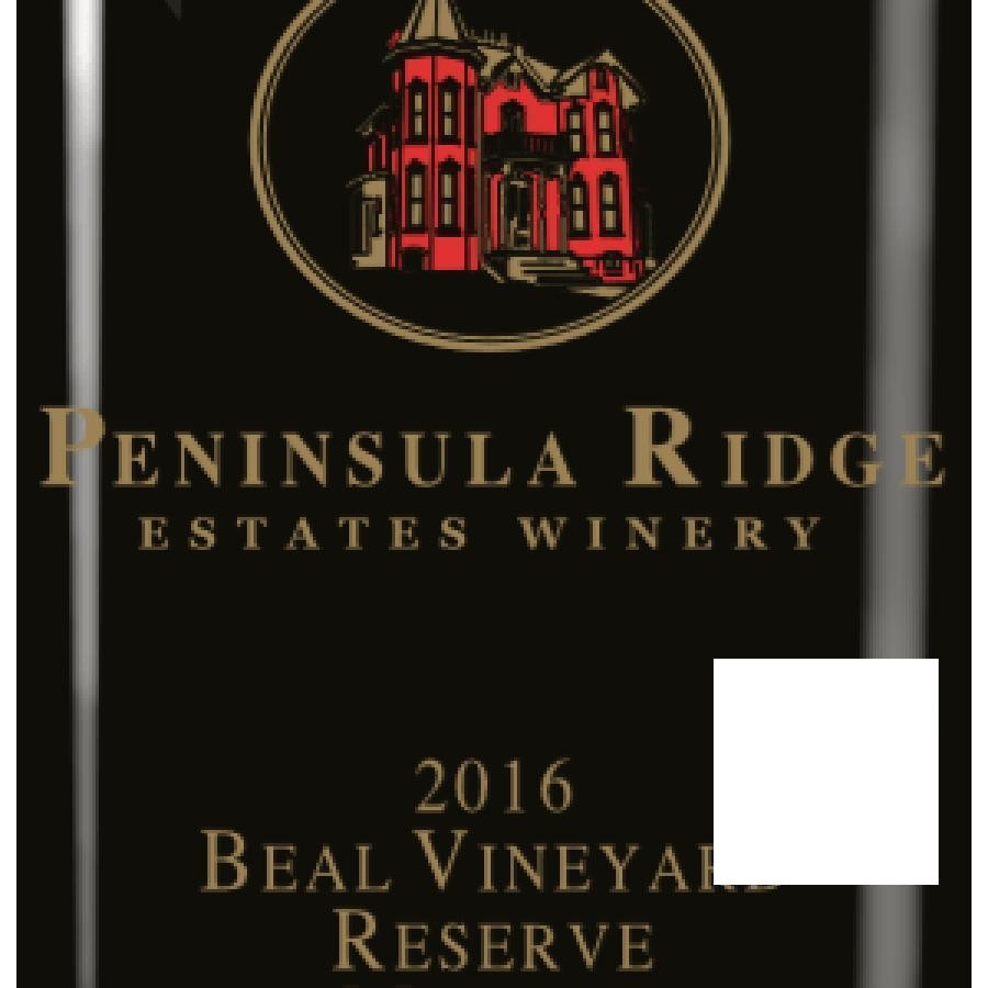 Beal Vineyards Reserve Merlot 2016