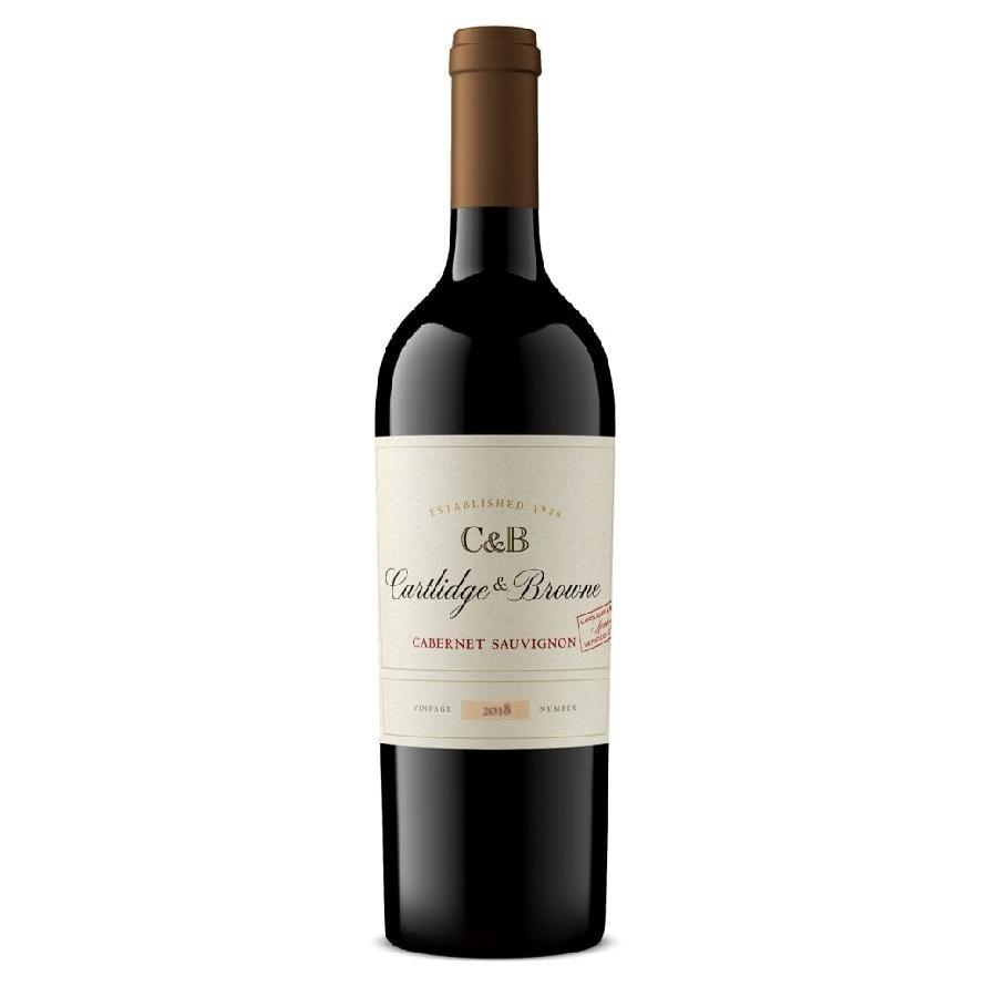 Cabernet Sauvignon by Cartlidge & Browne 2018