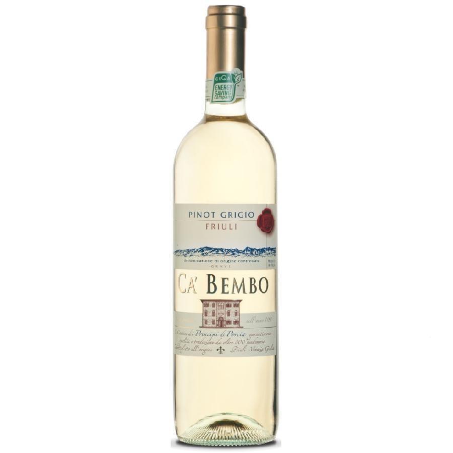 Ca Bembo Pinot Grigio Friuli Grave DOC by Principi di Porcia 2015