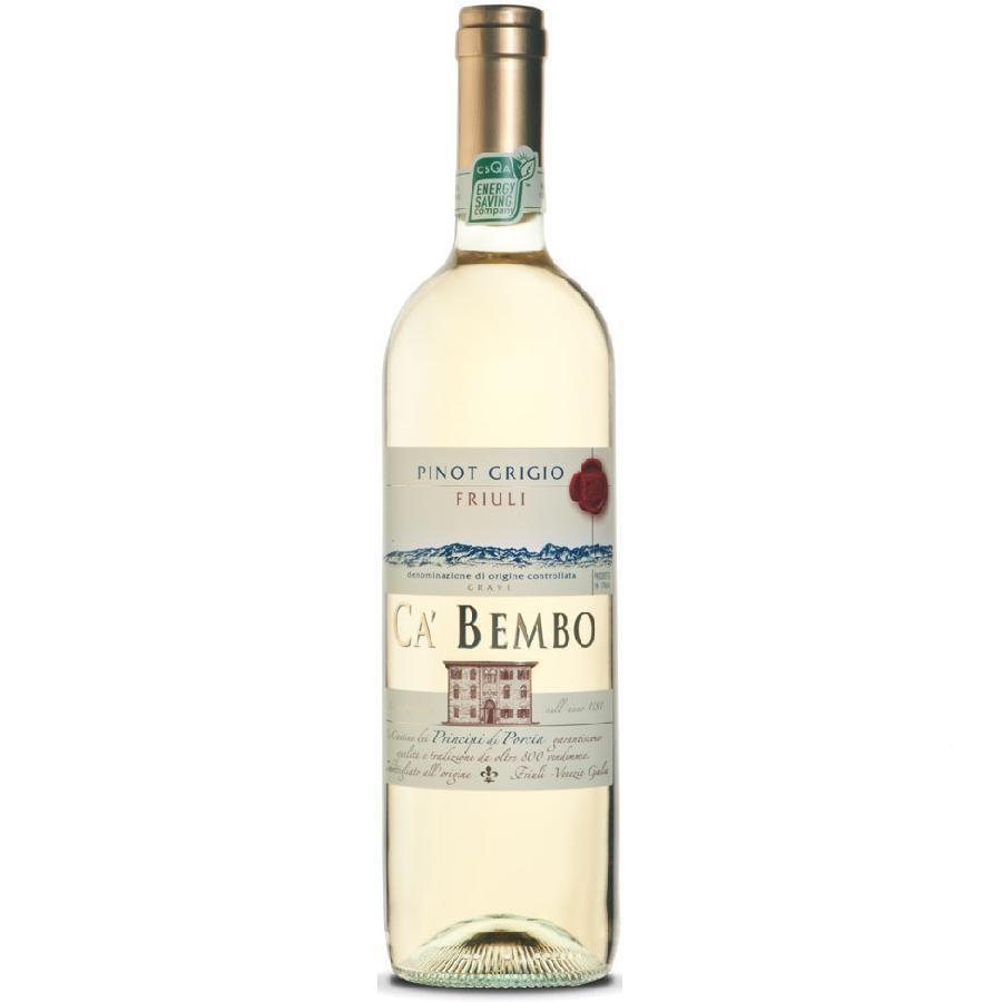 Ca Bembo Pinot Grigio Friuli Grave DOC by Principi di Porcia 2017