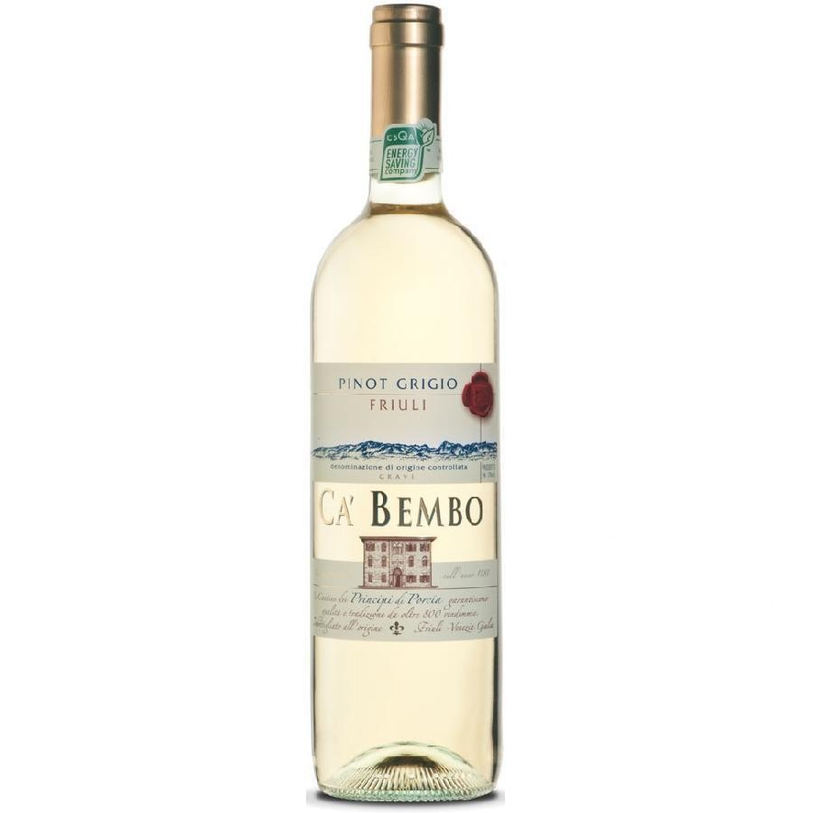 Ca Bembo Pinot Grigio Friuli Grave DOC by Principi di Porcia 2018
