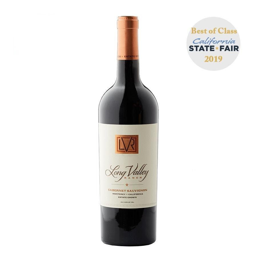 Cabernet Sauvignon Monterey by Long Valley Ranch 2017