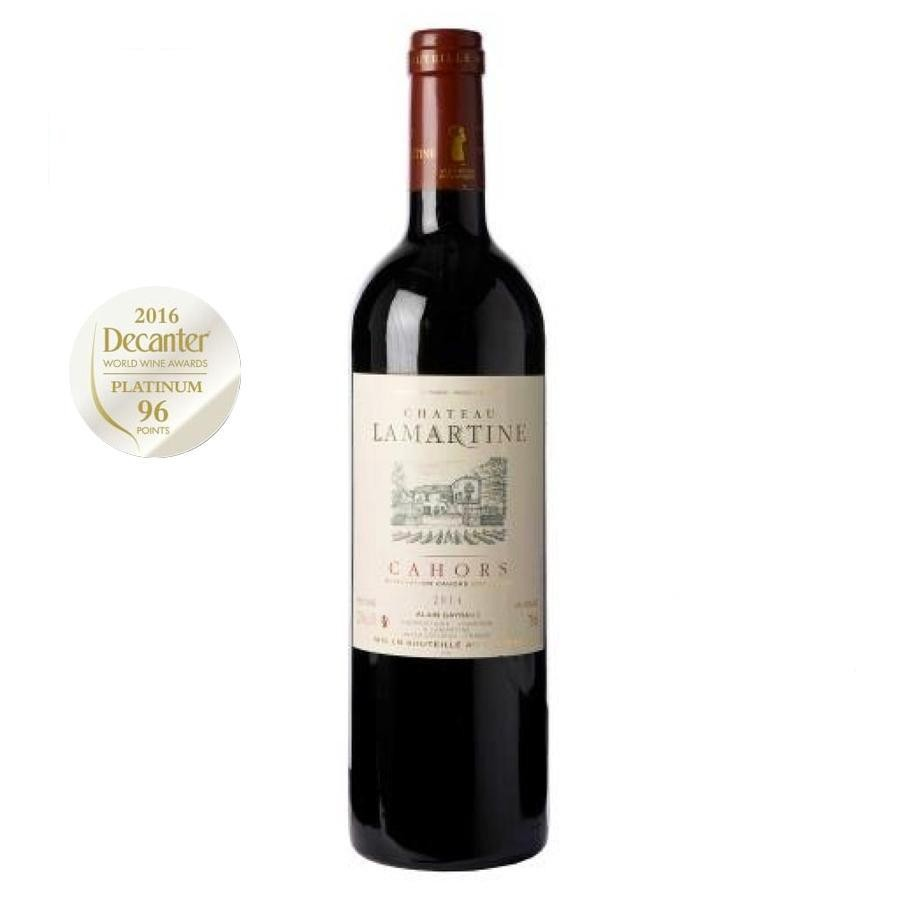 Tradition Cahors Malbec by Chateau Lamartine 2014