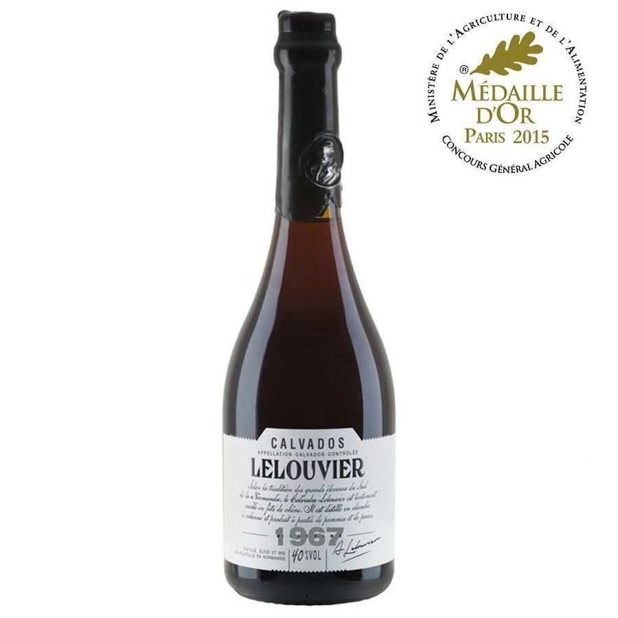 Vintage Calvados by Lelouvier 1980