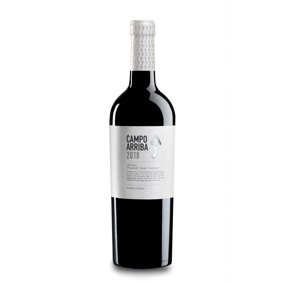 Campo Arriba Old Vines by Señorío de Barahonda 2018