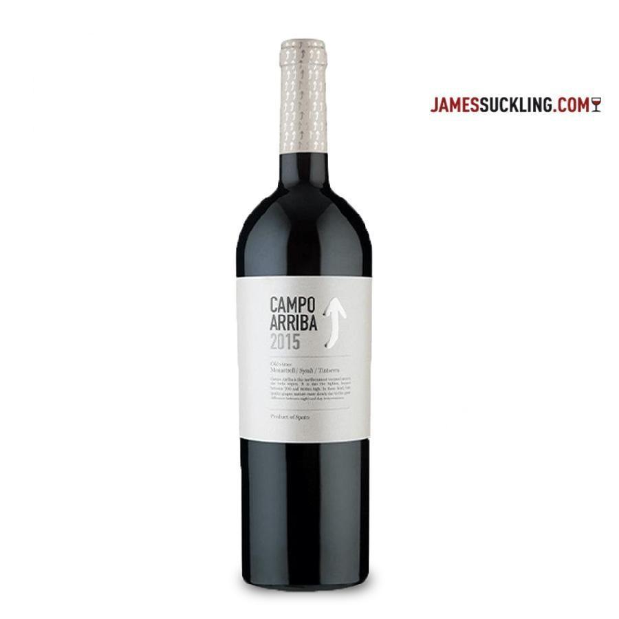 Campo Arriba Old Vines by Señorío de Barahonda 2015