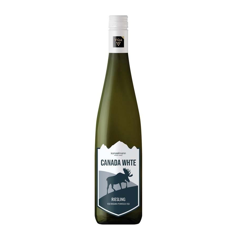 Canada White Riesling VQA by Konzelmann Estate Winery 2018