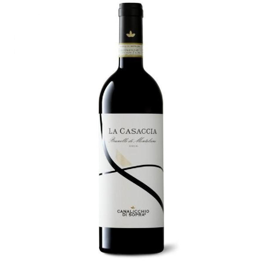 Brunello di Montalcino La Casaccia DOCG  by Canalicchio di Sopra 2016
