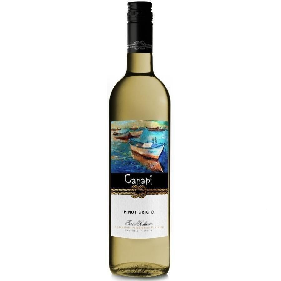 Pinot Grigio Terre Siciliane by Canapi 2017