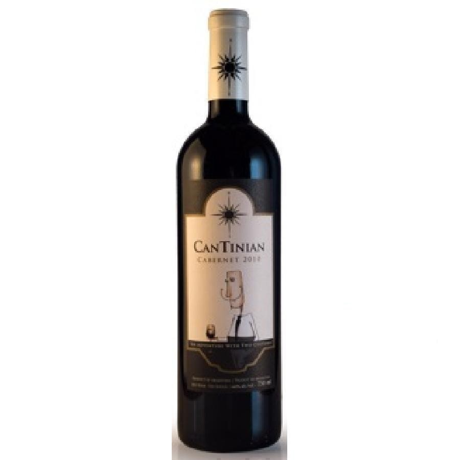 Old Vine Cabernet Sauvignon by Cantinian Wines 2012
