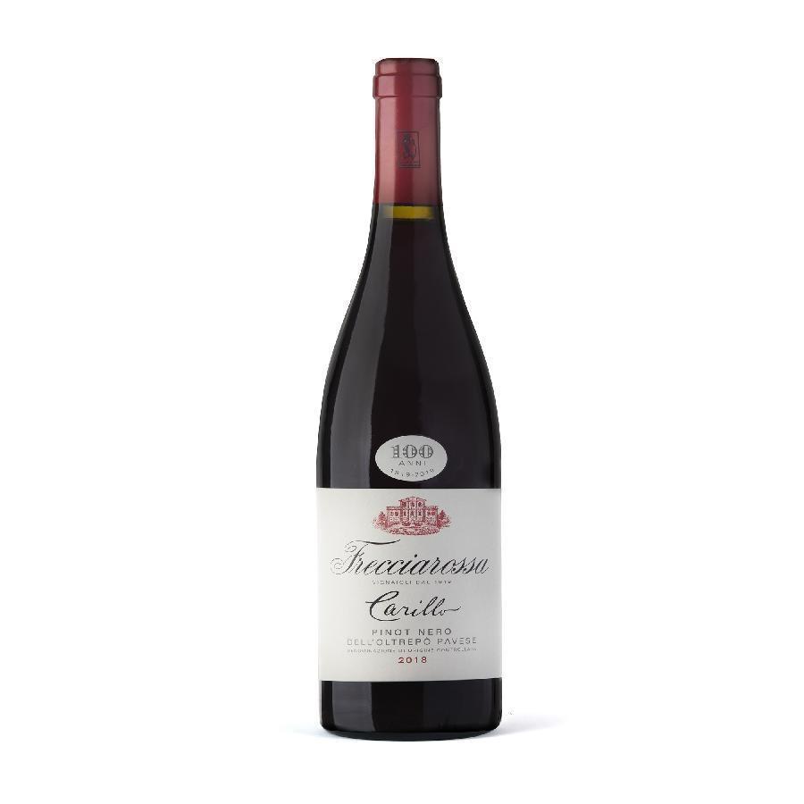 Carillo Pinot Nero Oltrepo Pavese DOC by Frecciarossa 2019