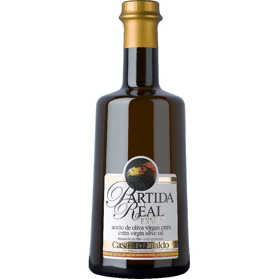 EVOO Partida Real Extra Virgin Olive Oil 500ml by Casas de Hualdo