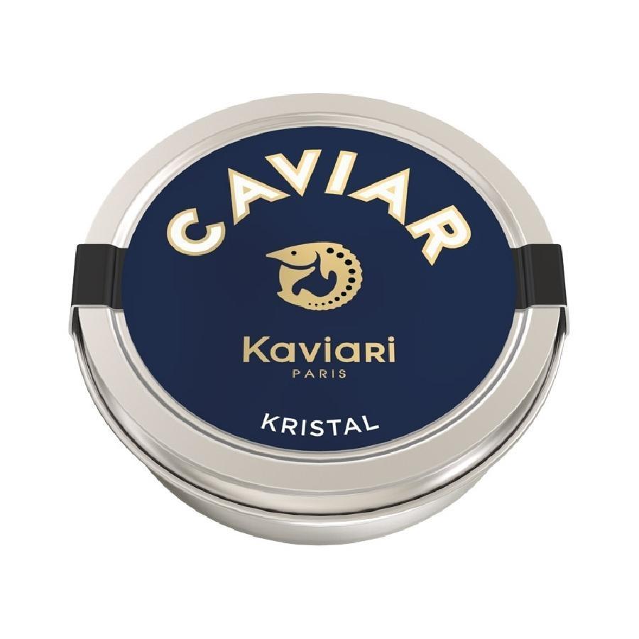 50g Diamond Sturgeon Kristal Caviar by Kaviari Paris