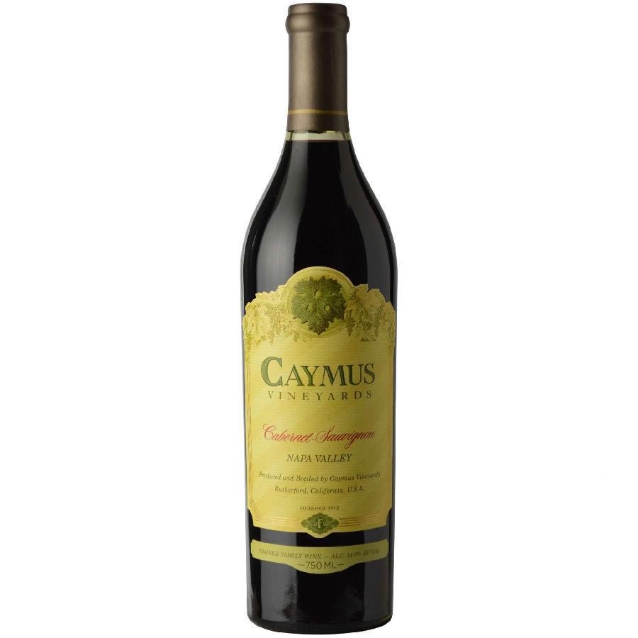Cabernet Sauvignon Napa Valley 1000ml by Caymus Vineyards 2015