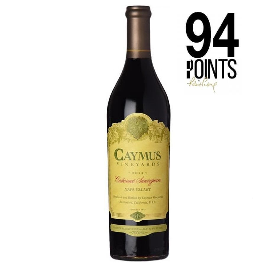 Cabernet Sauvignon Napa Valley Magnum by Caymus Vineyards 2014