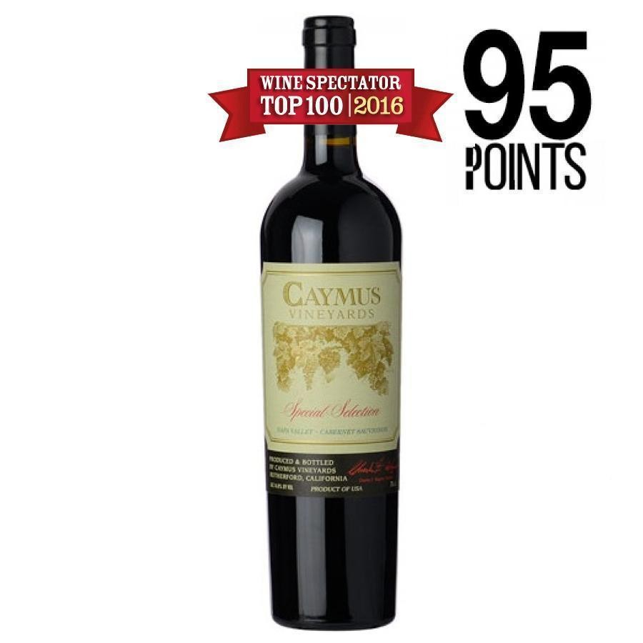 Cabernet Sauvignon Special Selection Napa Valley Magnum by Caymus Vineyards 2014