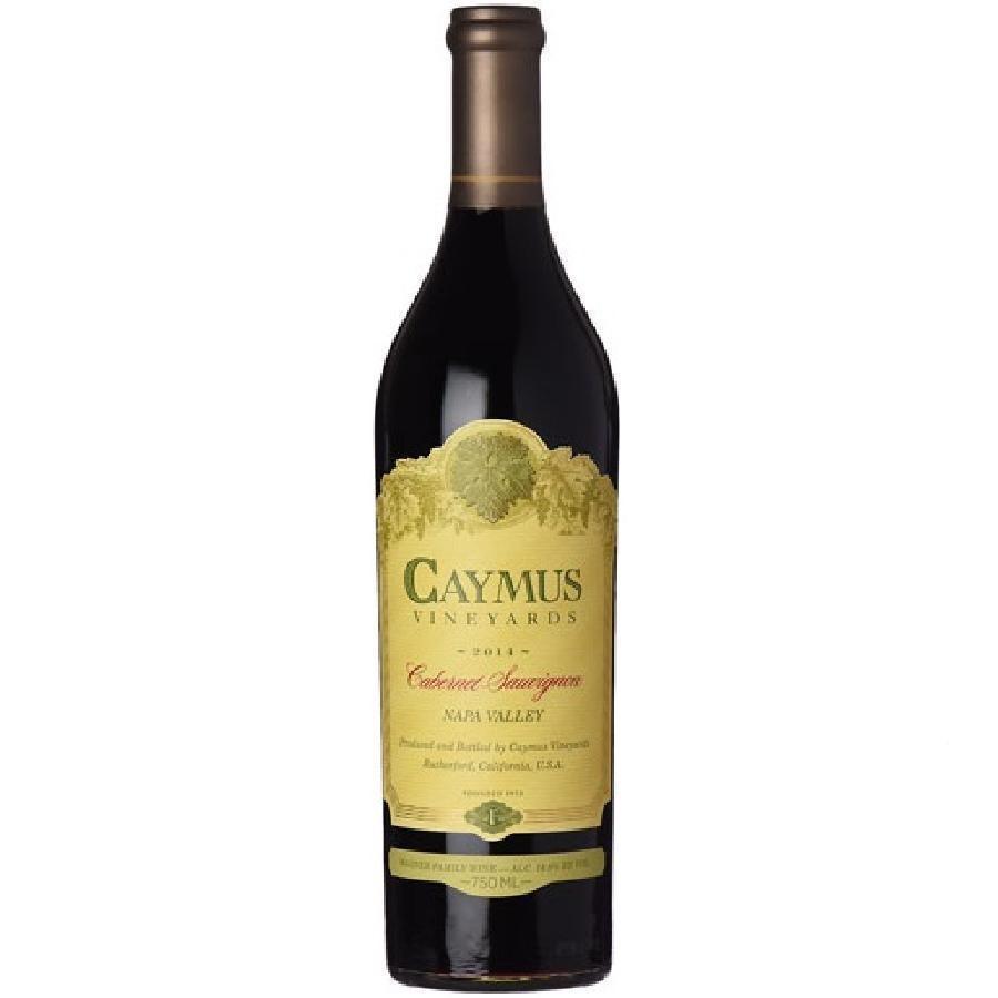 Cabernet Sauvignon Napa Valley 1000ml by Caymus Vineyards 2014