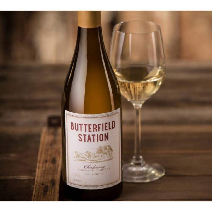 Firebaugh's Ferry California Chardonnay by Butterfield Station 2018