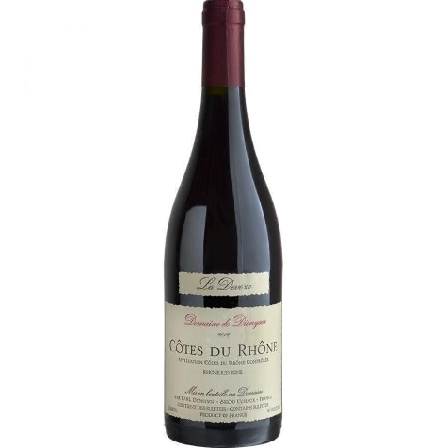 Côtes du Rhône La Devèze by Domaine de Dionysos 2015