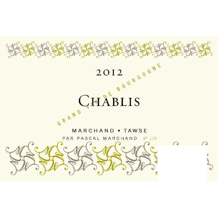 Chablis Villages by Marchand-Tawse 2012