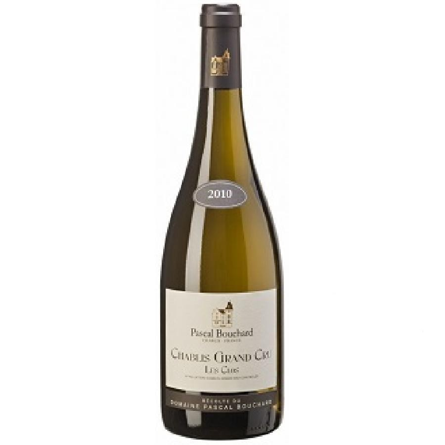 Chablis Grand Cru Les Clos by Domaine Pascal Bouchard 2012