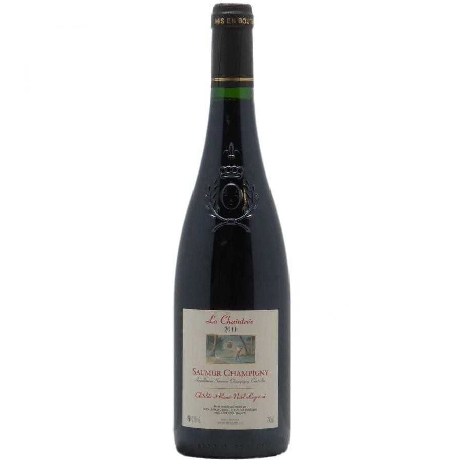 Saumur-Champigny La Chaintree by Rene-Noel Legrand 2001