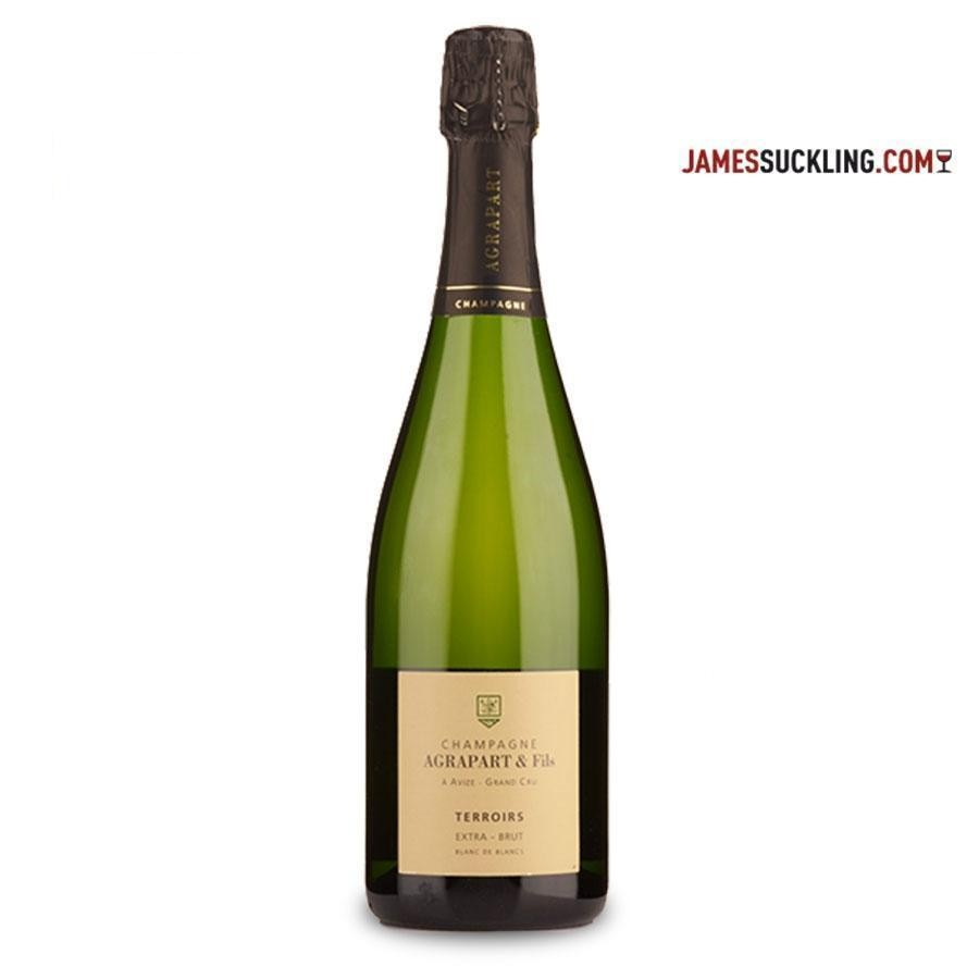 Champagne Grand Cru Terroirs Blanc de Blancs Extra Brut by Agrapart NV
