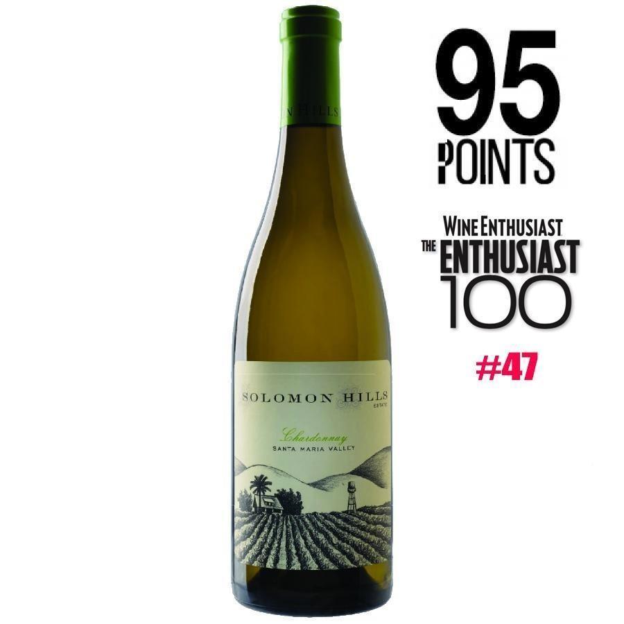 Chardonnay Santa Maria Valley by Solomon Hills Estate 2015