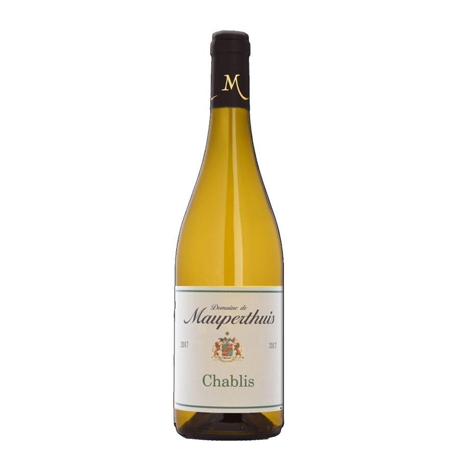 Chardonnay AOC Chablis by Domaine de Mauperthuis 2017